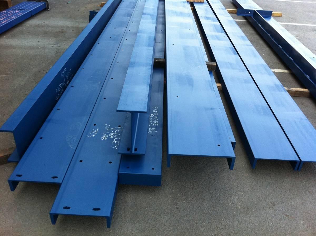 Steel I Beams ~ Pfc steel beams network